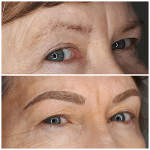Microblading Eye Brows